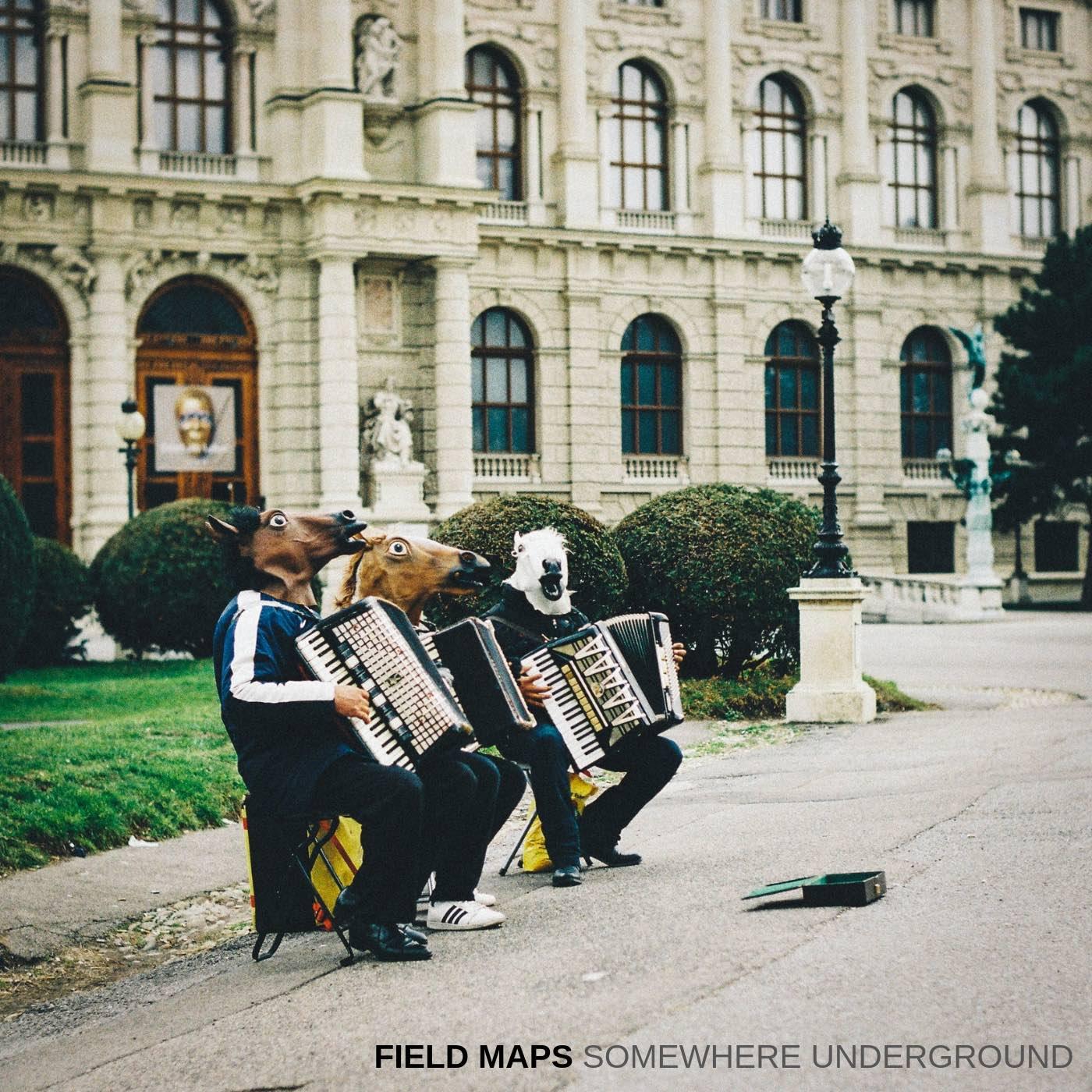 Field Maps Somewhere Underground